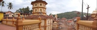 Kamashi Temple in Goa
